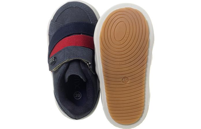 Tênis Infantil Masculino Street Wear Marinho - Xuá Xuá