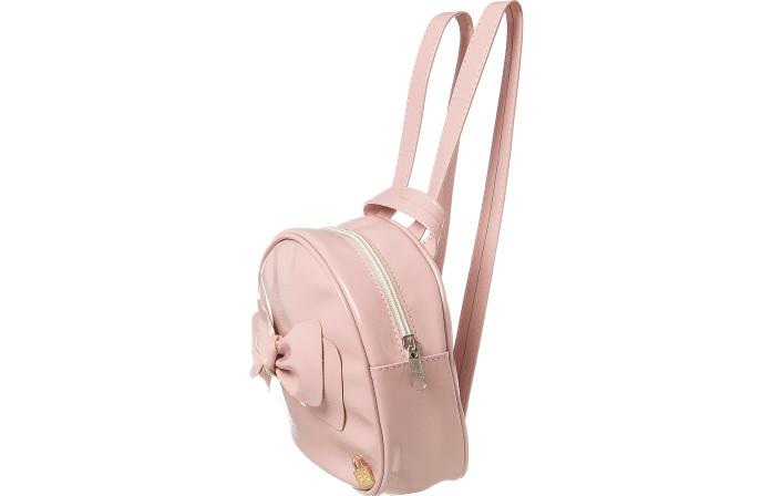Bolsa Infantil Feminina Laço Rosé - Xuá Xuá